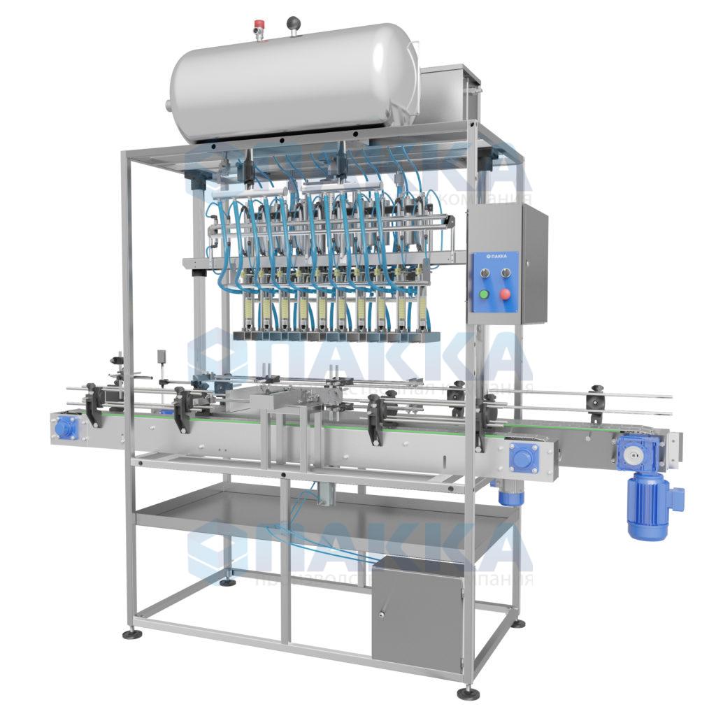 Автомат для розлива воды
